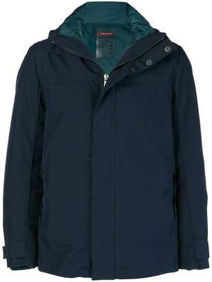 Prada shell field jacket