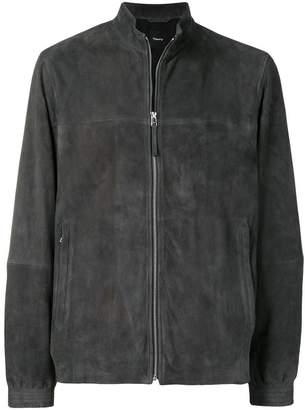 Theory mock neck jacket