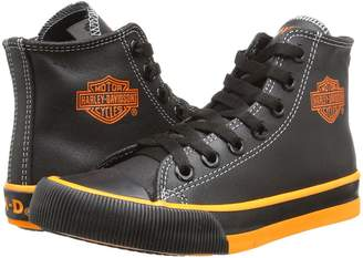 Harley-Davidson Patch Lace up casual Shoes