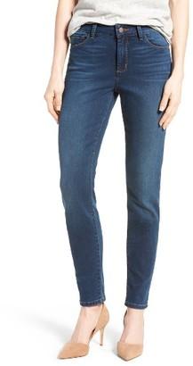 Women's Nydj Ami Stretch Skinny Jeans $134 thestylecure.com