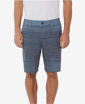 O'Neill Men's Tye Striper Hybrid Shorts