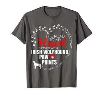 Irish Wolfhound Tee shirt