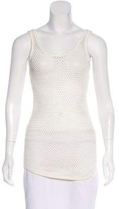 Isabel Marant crochet sleeveless top