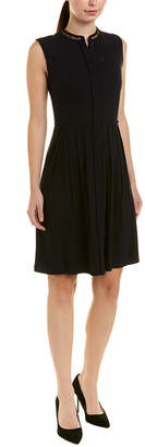 Elie Tahari A-Line Dress