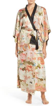 Natori Reversible Robe $325 thestylecure.com