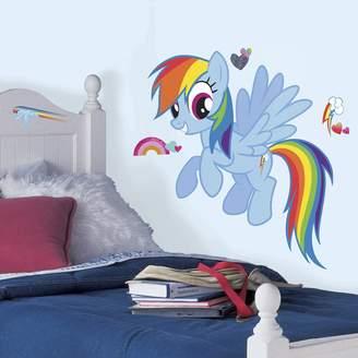 My Little Pony Roommates Rainbow Dash Peel & Stick Wall Stickers