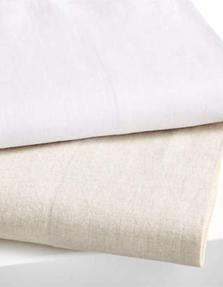 Hotel Collection Flax Linen Flat Sheet
