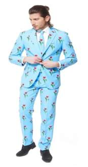 Opposuits OppoSuits Men's Tulips from Amsterdam Flower Suit