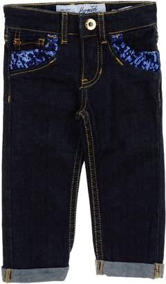 Harmont & Blaine Denim pants - Item 42625885PL