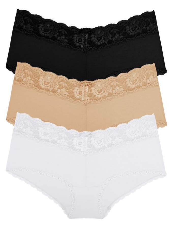 CosabellaNever Say Never Extended Cheekie Hotpants Basic Pack
