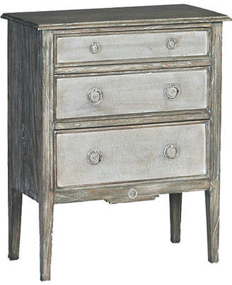 Holly Dresser - Distressed Gray - Gabby