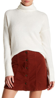 Joie Turtleneck Pullover $298 thestylecure.com