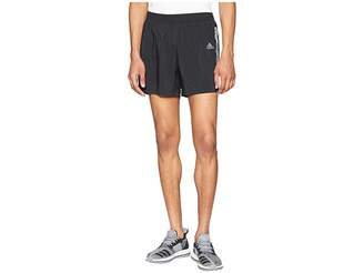 adidas 3-Stripes Run Shorts 5