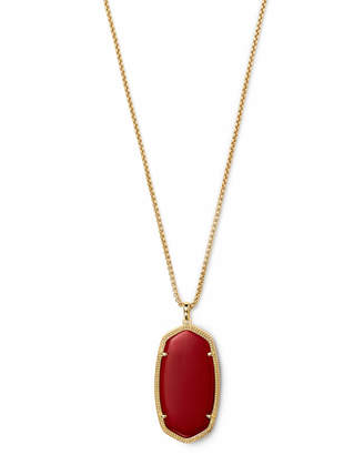 Kendra Scott Reid Long Pendant Necklace