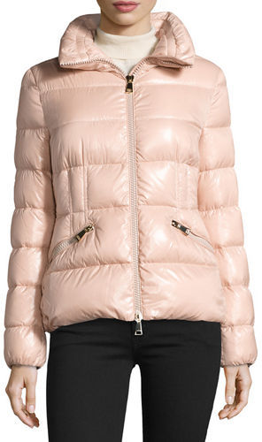 Moncler Moncler Daphne Quilted Puffer Coat