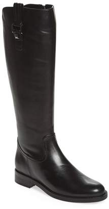 Blondo Velvet Waterproof Leather Riding Boot - Wide Width Available
