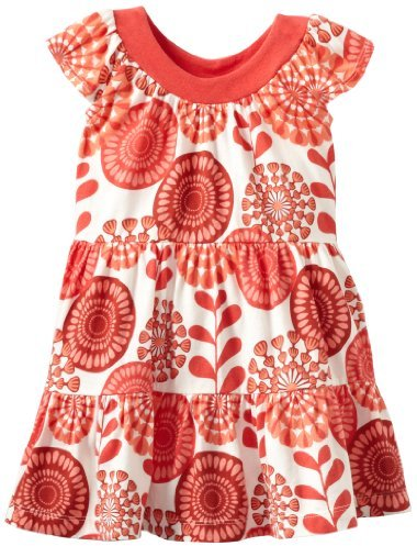 Tea Collection Baby-Girls Infant Surf Floral Twirl Mini Dress