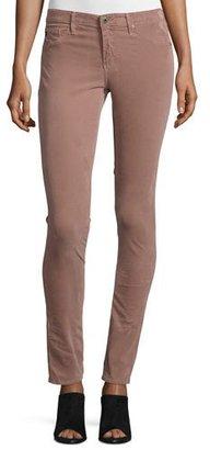 AG Legging Jeans, Sulfur Dusty Rosette $188 thestylecure.com