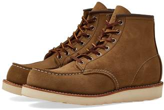 "Red Wing Shoes 8881 Heritage Work 6"" Moc Toe Boot"