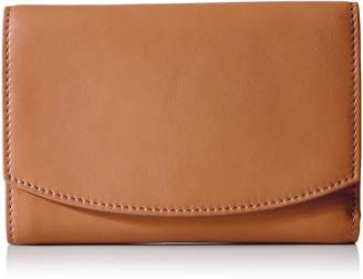 Skagen Compact Leather Flap Wallet - Wallet