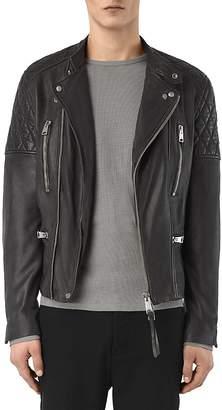 AllSaints Slade Biker Jacket