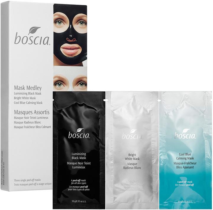 Boscia Mini Mask Medley