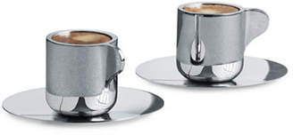 Georg Jensen Tea with Georg Espresso Cup and Saucer