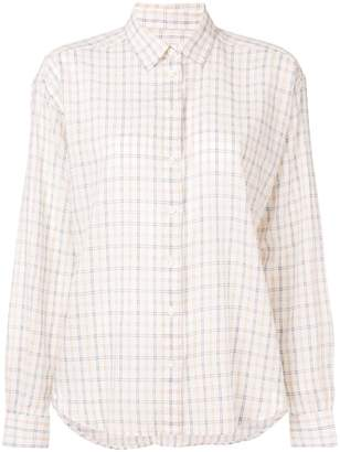 Closed checked classic shirt