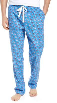 Vineyard Vines Hockey Whale Pajama Pants