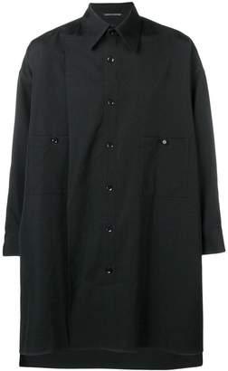 Yohji Yamamoto oversized shirt