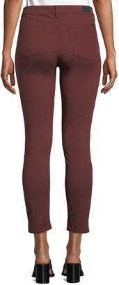 7 For All Mankind Jen7 By Riche Touch Skinny Ankle Jeans