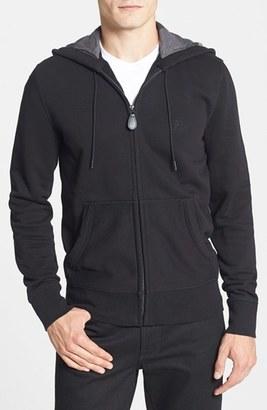 Burberry Brit 'Pearce' Full Zip Hoodie $295 thestylecure.com