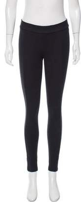 The Row High-Rise Skinny Pants