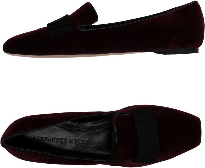 Alexander McQueenALEXANDER MCQUEEN Loafers