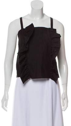 Creatures of Comfort Sleeveless Silk Top w/ Tags