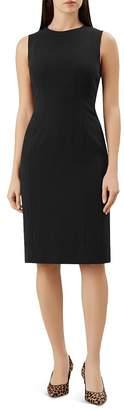 Hobbs London Alina Sleeveless Sheath Dress