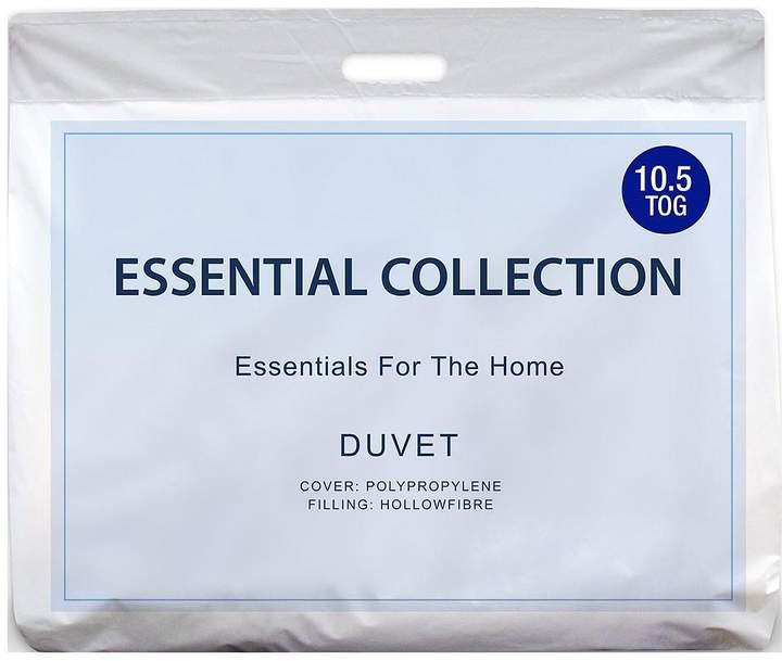 Essentials Collection 10.5 Tog Duvet
