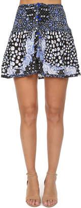 Warehouse Poupette St Barth Kila Mini Skirt