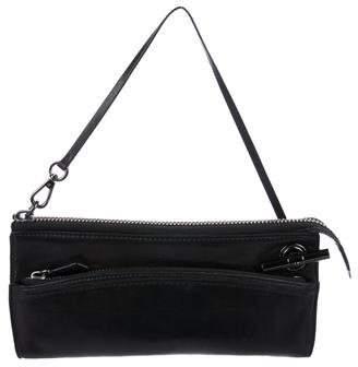 Reed Krakoff Leather Zip Clutch
