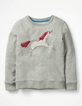 Boden Unicorn Sweatshirt