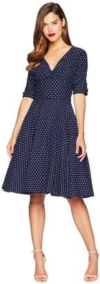 Unique Vintage Delores Swing Dress Women's Dress