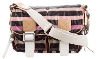 Sonia Rykiel Striped Crossbody Bag
