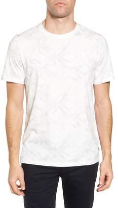 Ted Baker Woof Batik Print T-Shirt