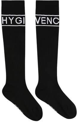 Givenchy Wool Logo Socks