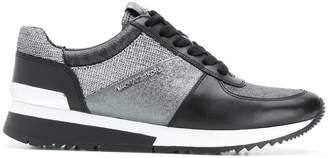 MICHAEL Michael Kors silver tone sneakers