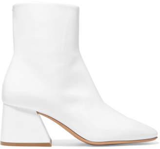 Maison Margiela Patent-leather Ankle Boots