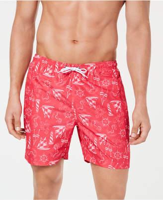 "Trunks Surf & Swim Co. Men 6 1/4"" Volley Printed Swim"