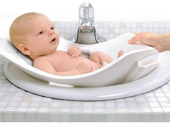 PUJ Infant Puj Infant Tub - White
