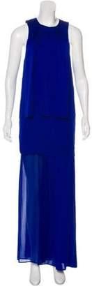 Acne Studios Sleeveless Maxi Dress Sleeveless Maxi Dress