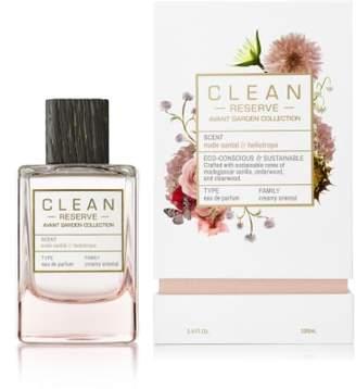 CLEAN RESERVE Avant Garden Nude Santal & Heliotrope Eau de Parfum